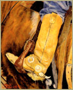 Western Oil Painting - Jack Olson Fine Art