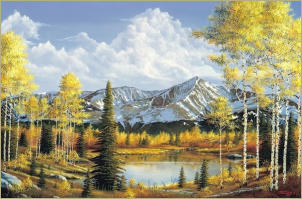 Landscape Oil Painting - Jack Olson Fine Art