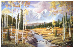 Landscape Oil Painting from Jack Olson Fine Art
